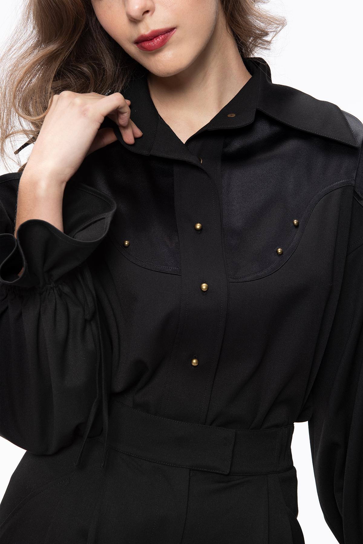Silk Shirt Women