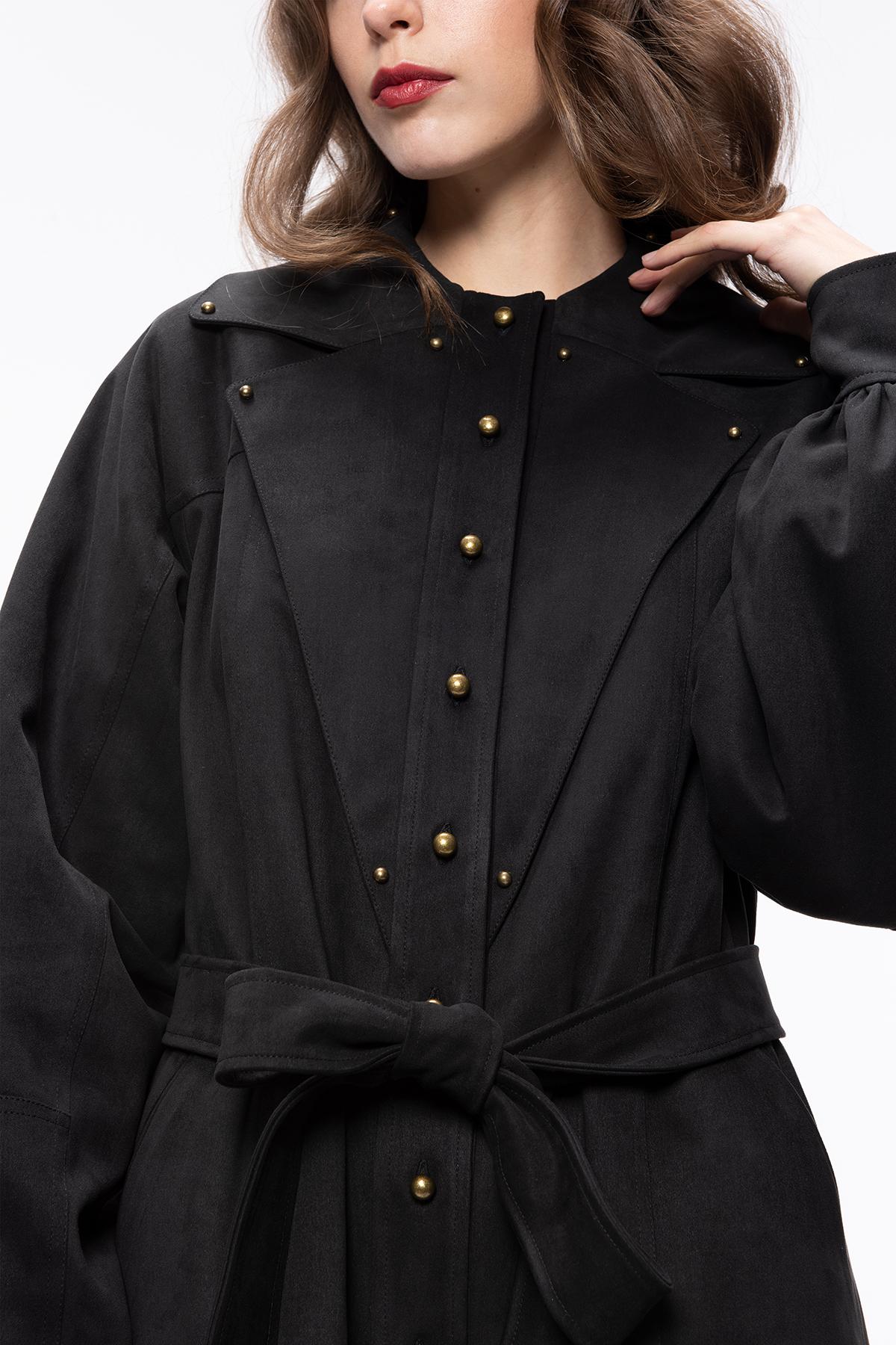Long Black Coats Women