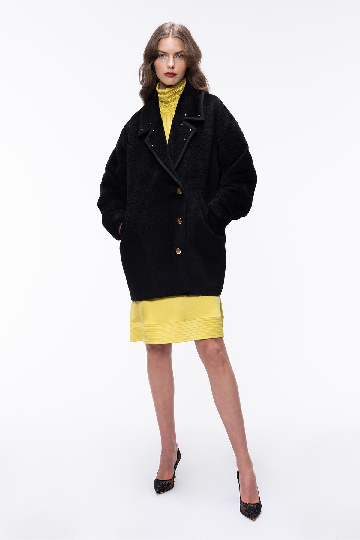 Black Wool Coats