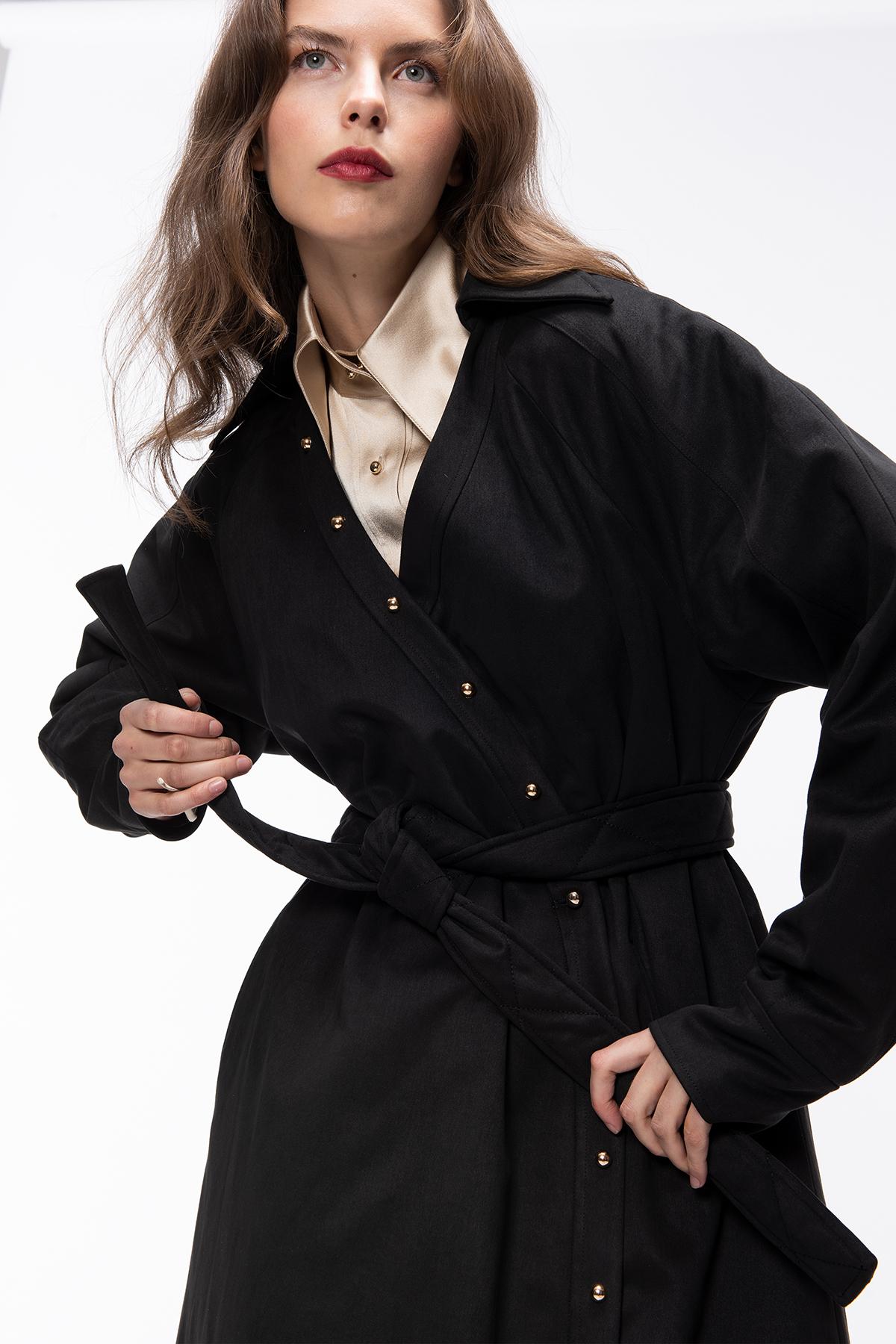 Women's Long Suede Coats