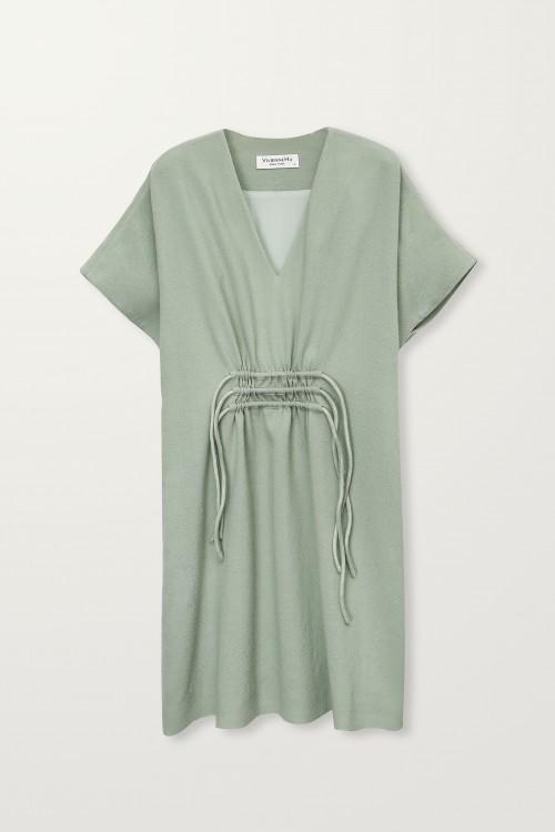 Three String Short Dress