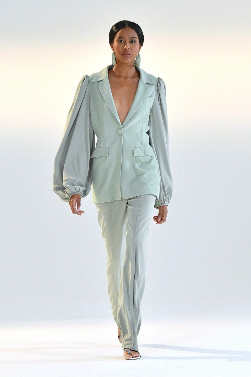 womens sage jacket