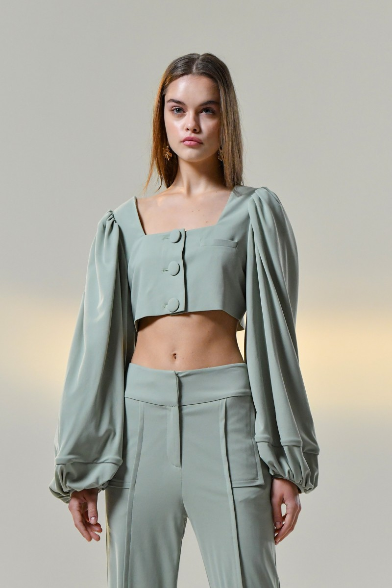 high waisted trousers women