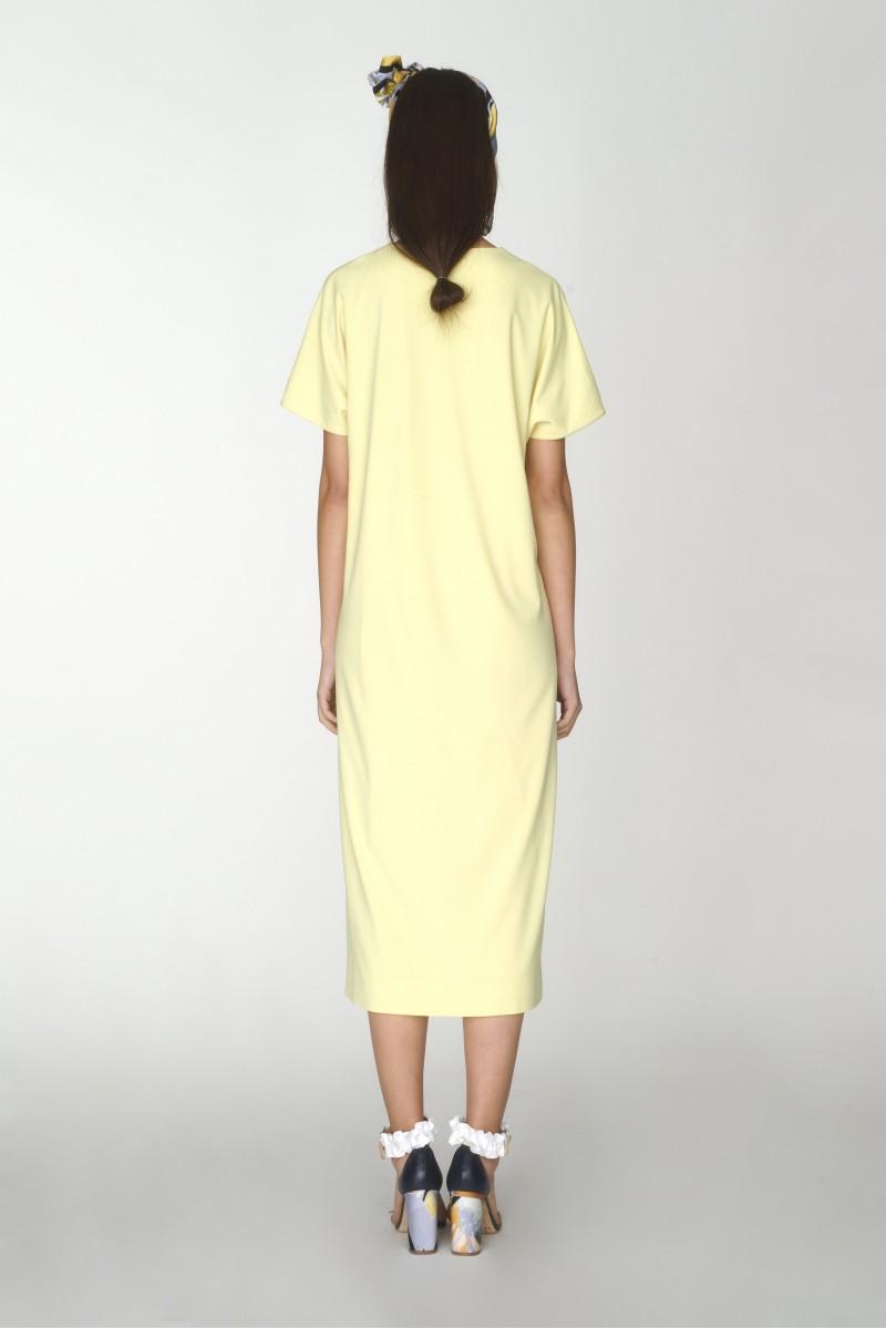 low necked dresses