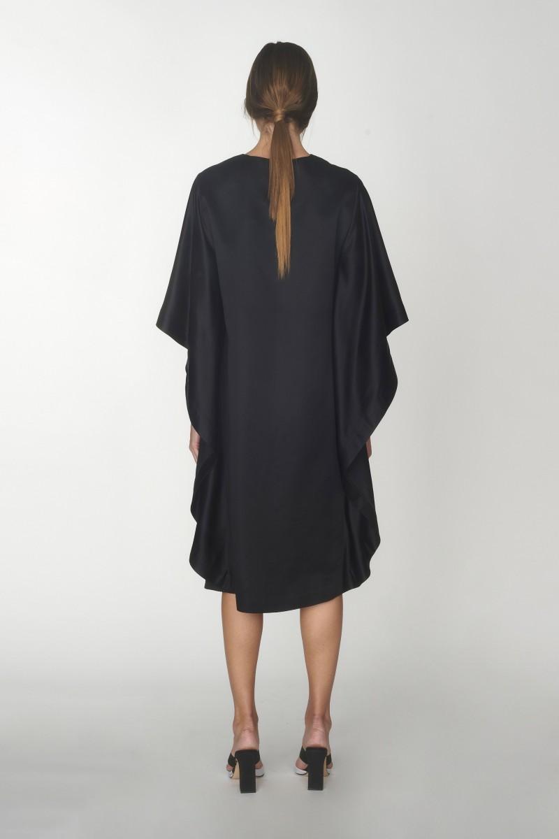 silk cape