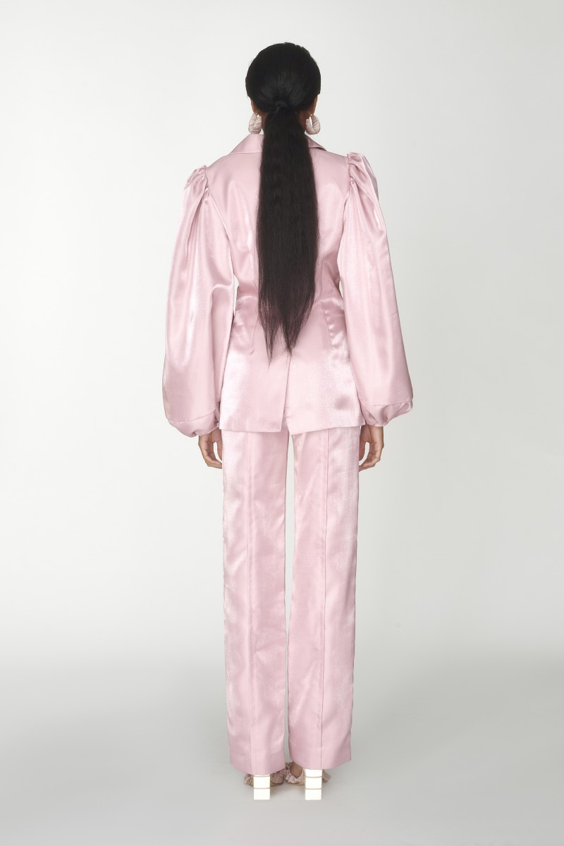 pink trouser women