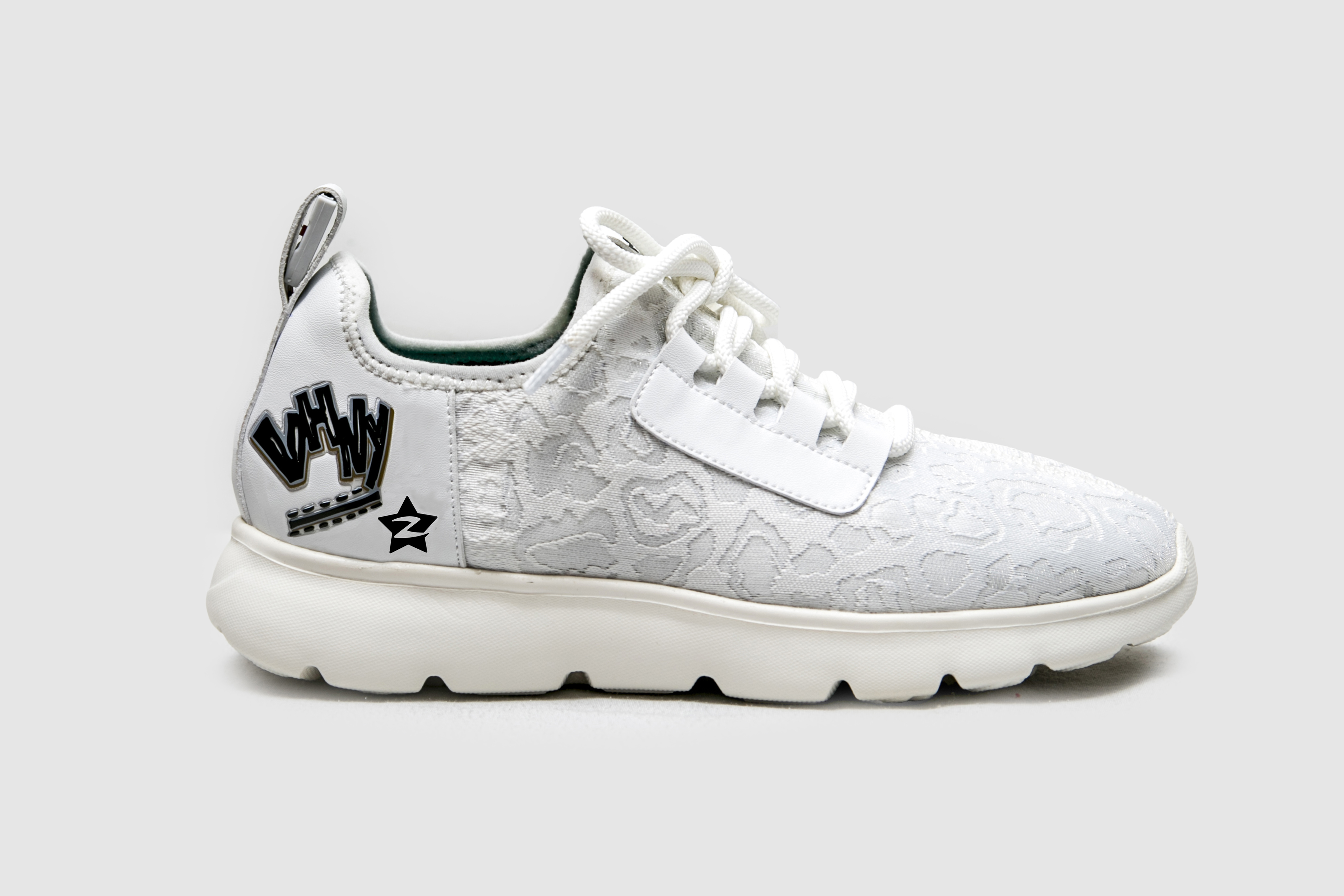 Light Up Sneaker - White