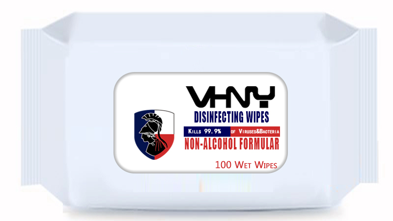 Disinfecting Wipes(Non-Alcohol)