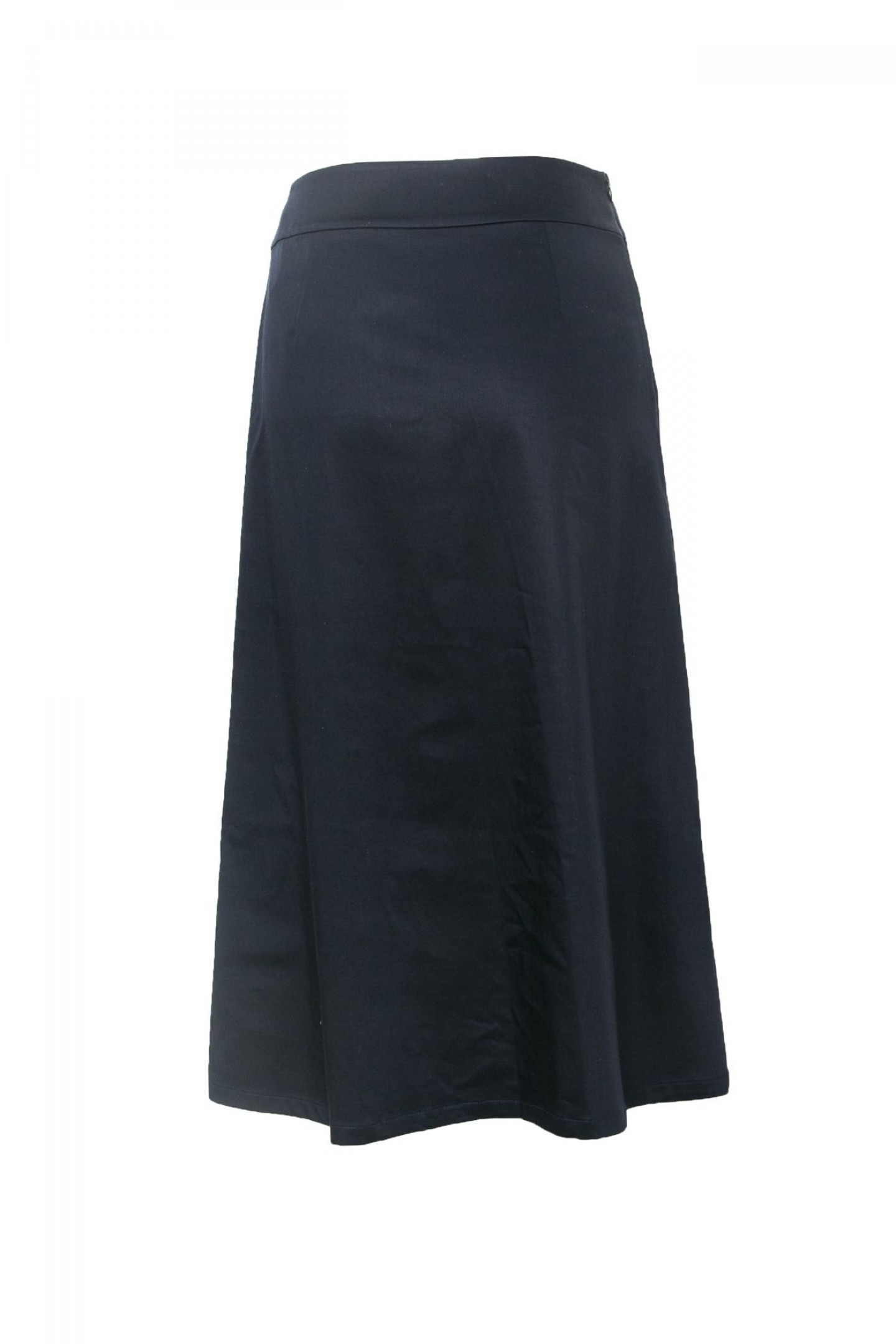 Princess Line Slit Skirt