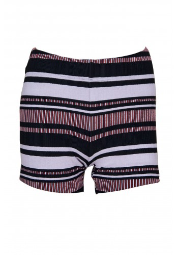 STRIPE SHORT LEGGINGS
