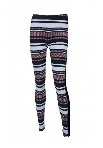 STRIPE LONG LEGGINGS