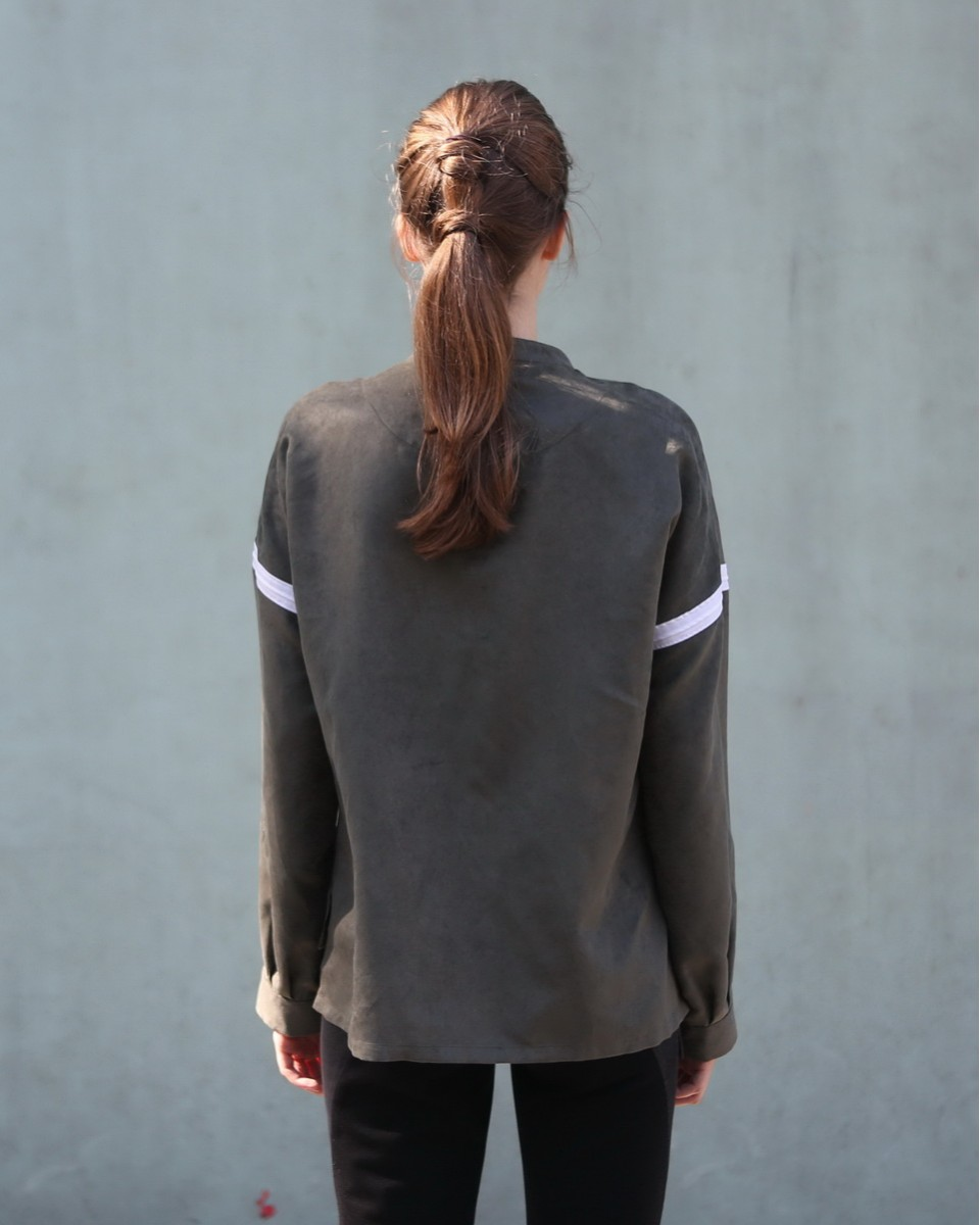 Mossy Long Sleeve Shirt