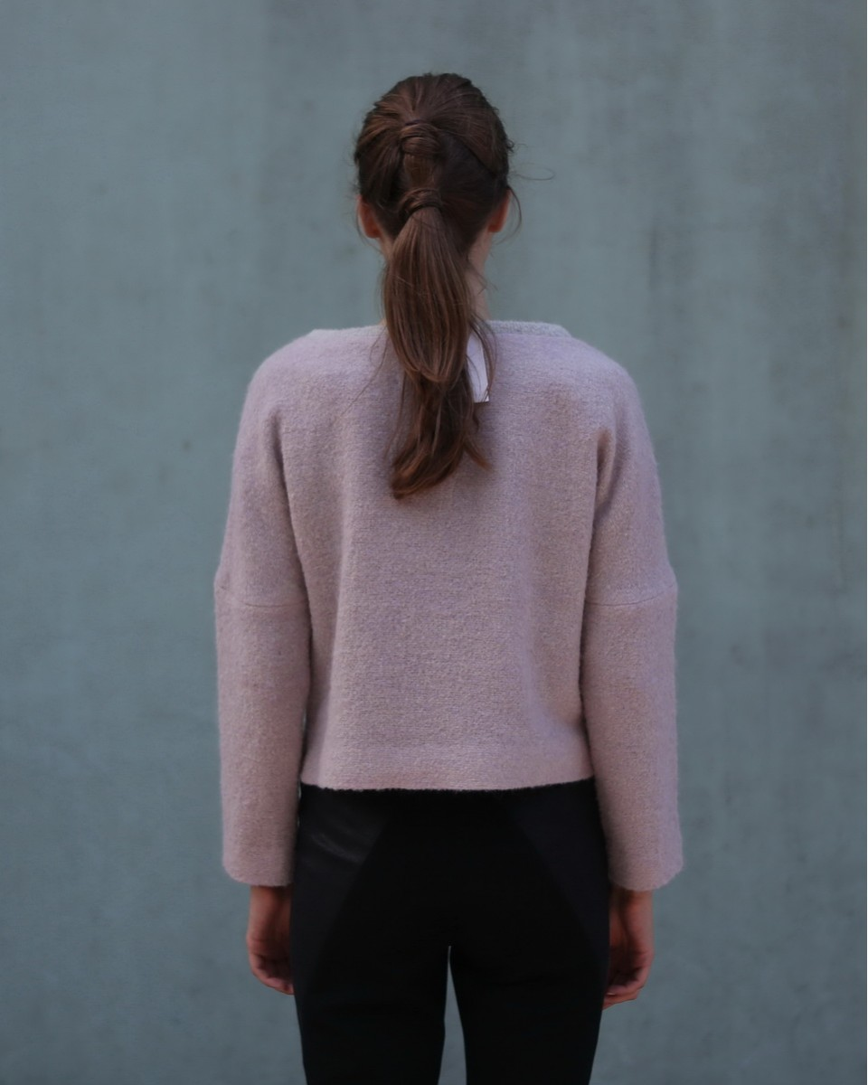 Soft Pink Sweater