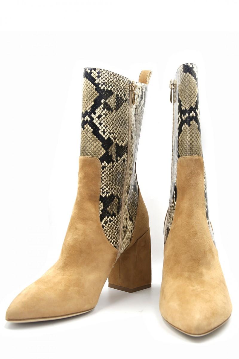 Eloise Short Boots