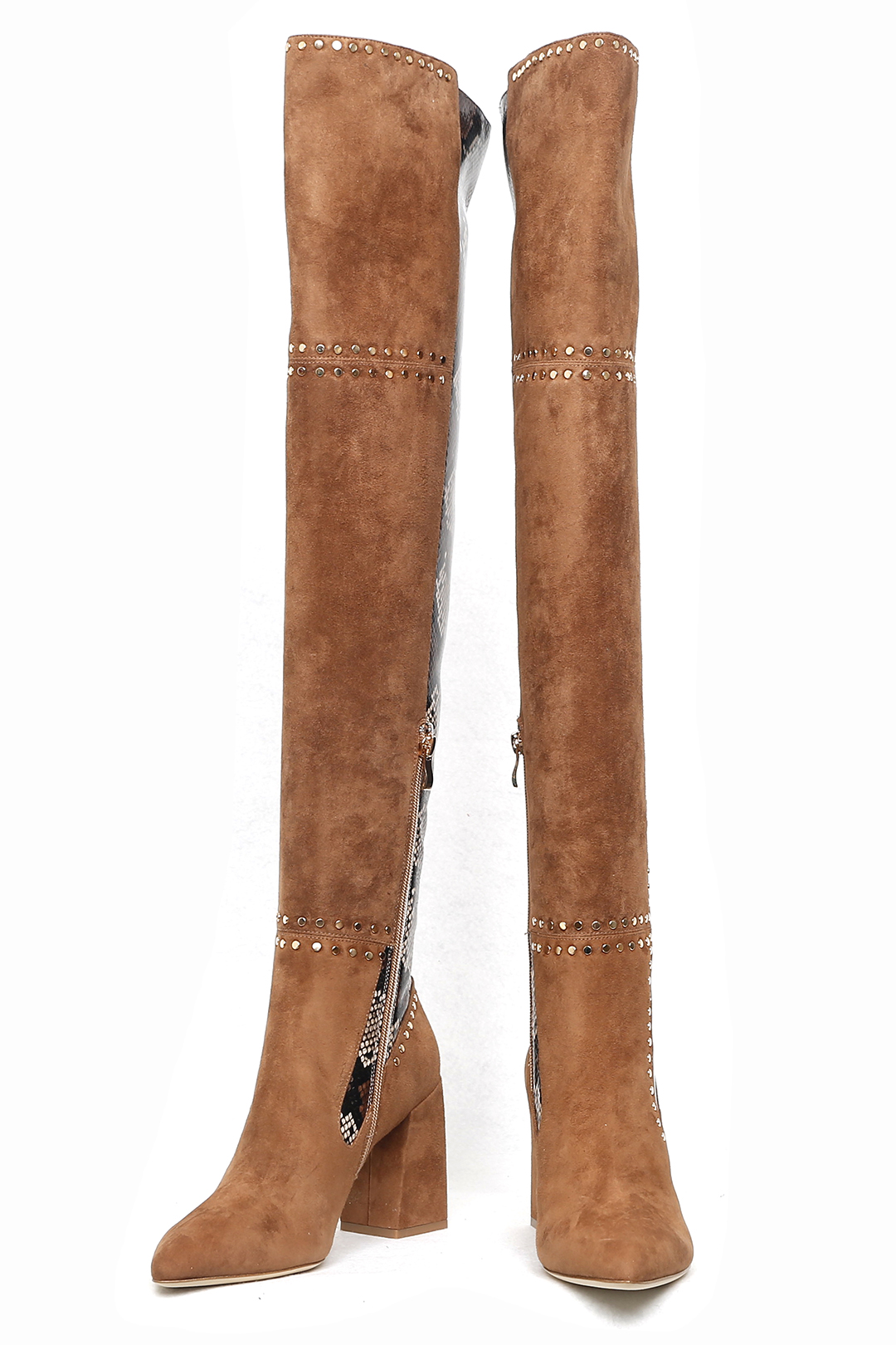 Mathilde Over-knee Boots