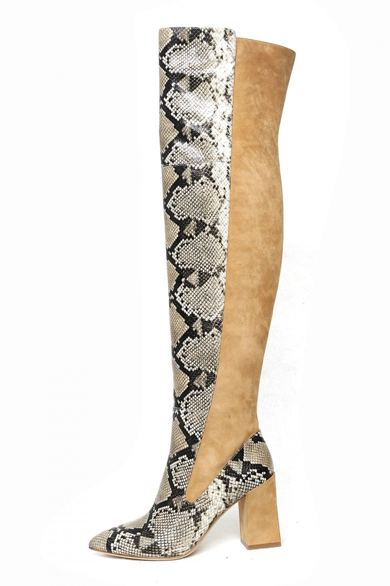 Cadence Over-knee Boots