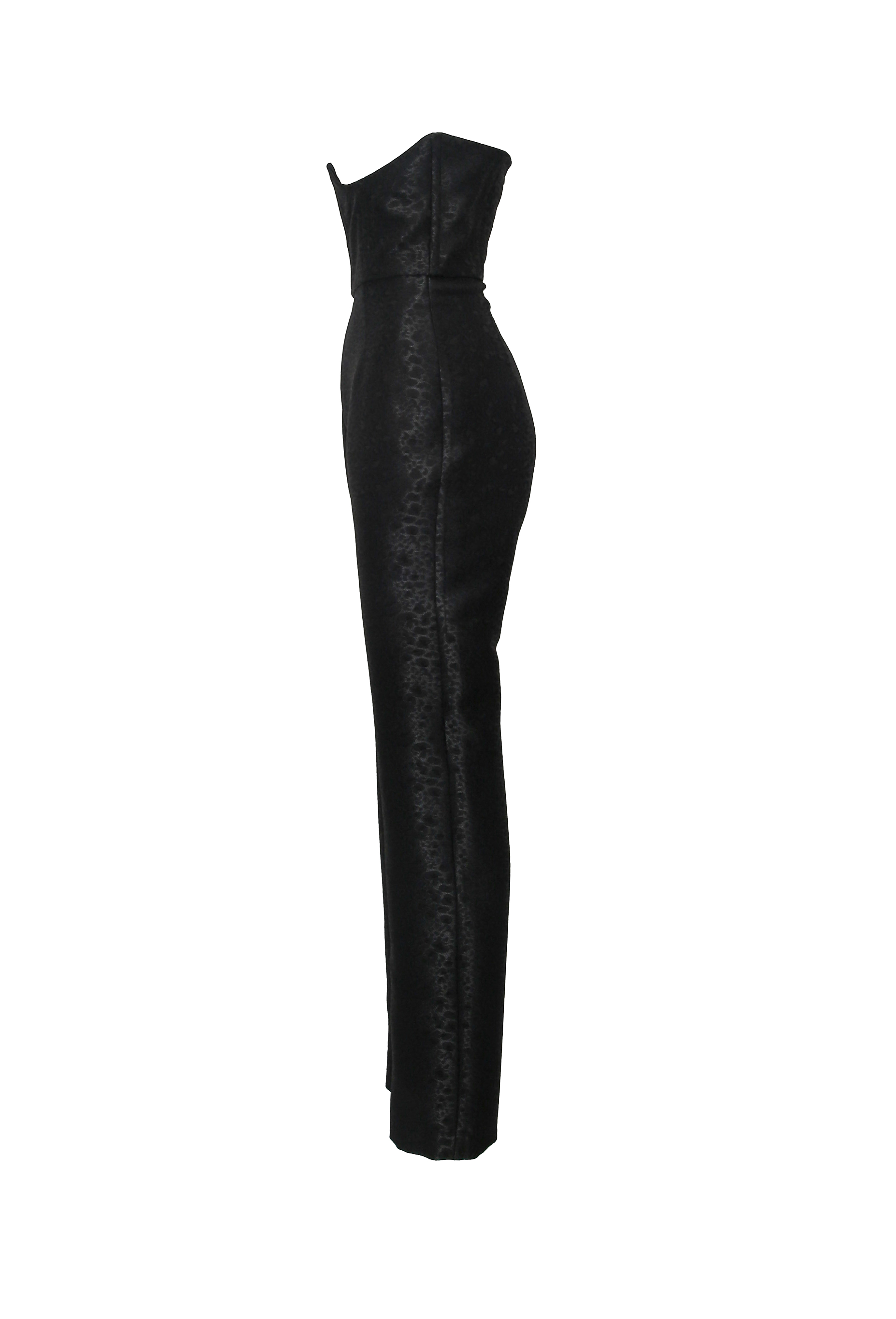 Textured Corset Pants