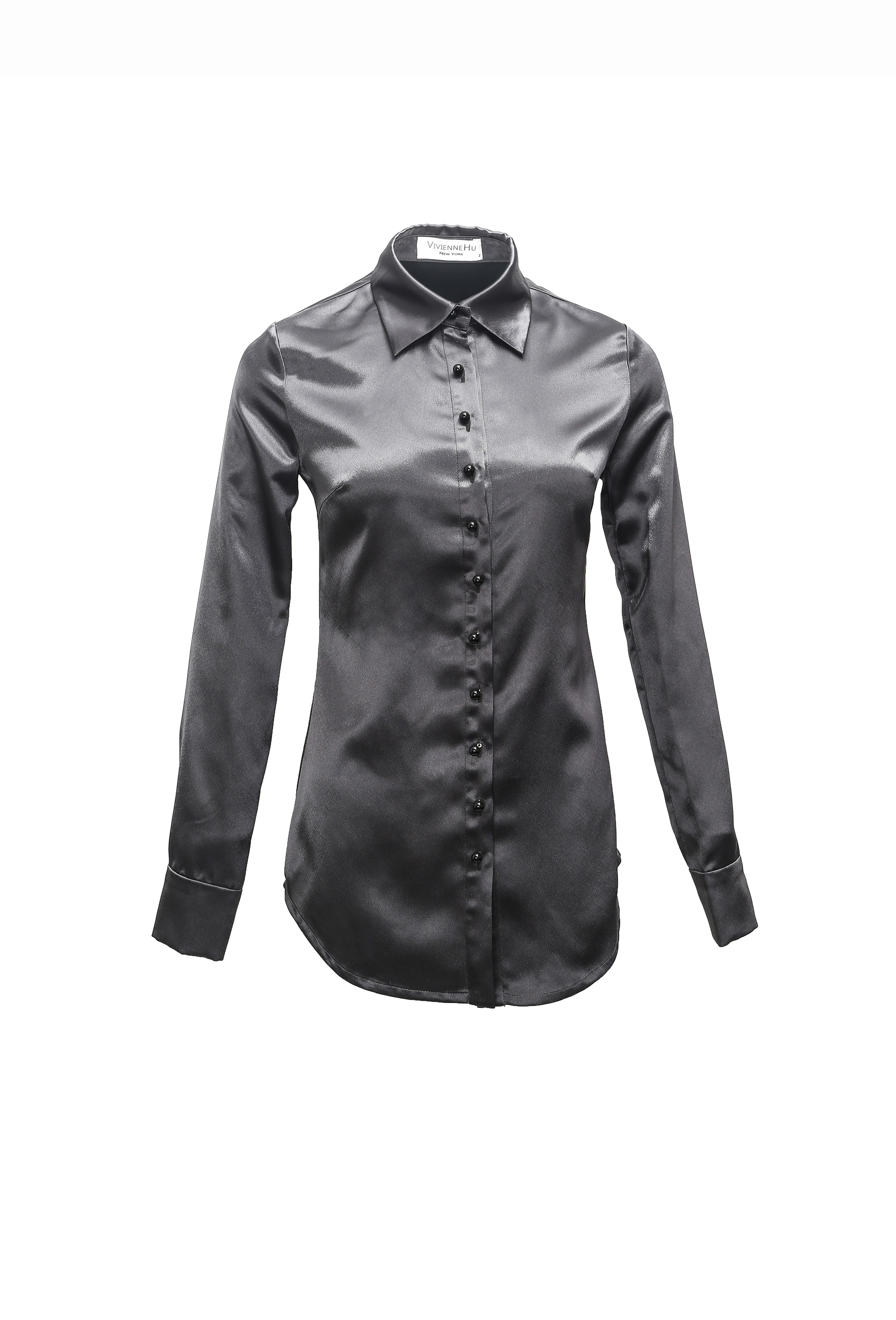 Dark Gray Classic Shirt